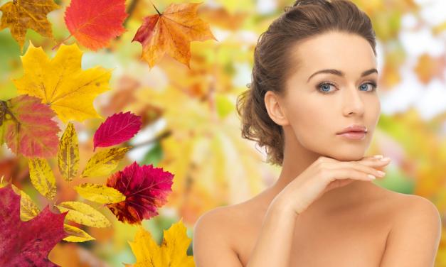 Beleza de outono: cuidados necessários com a pele na estação!